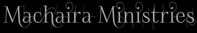Machaira Ministries